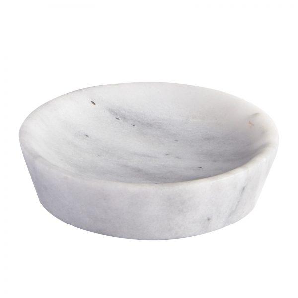 "Real Marble ""Athena"" Soap Dish"