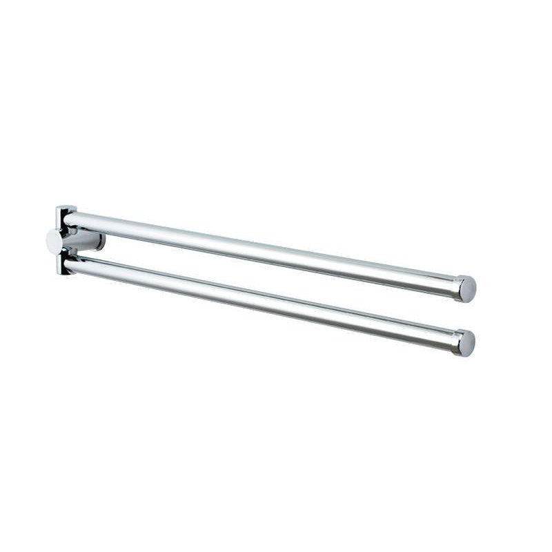 Wall Mounted Rust Proof Chrome