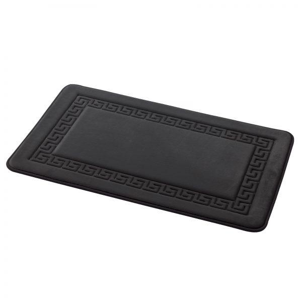 "Memory Foam Greek Key Design ""Grecian"" Bathroom Floor Mats (7)"