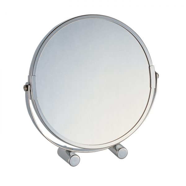 "2x Magnification Chrome ""Integra"" Vanity Mirror"