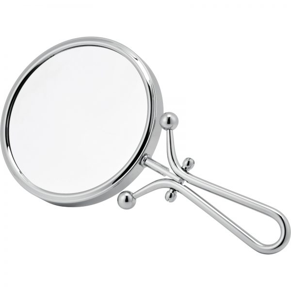 "3 x Magnification Round Chrome ""Linos"" Vanity Mirror"