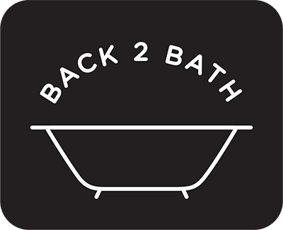 Back2Bath logo