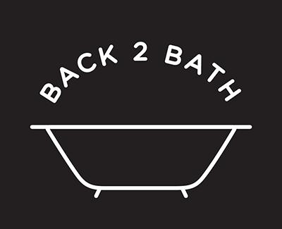 Back2Bath logo