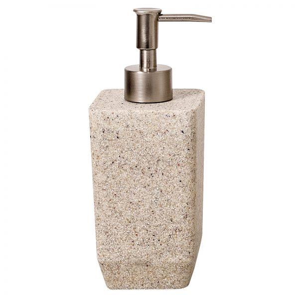 """Sand Effect """"Metro"""" Liquid Soap Dispenser"""