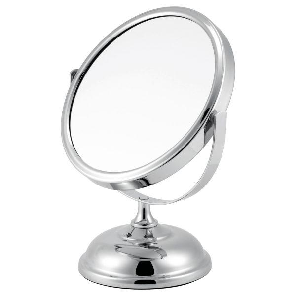 "3 x Magnification Round Chrome ""Minos"" Vanity Mirror"