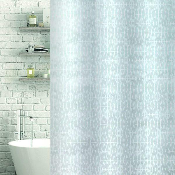 Asterix Shower & Bath Curtain