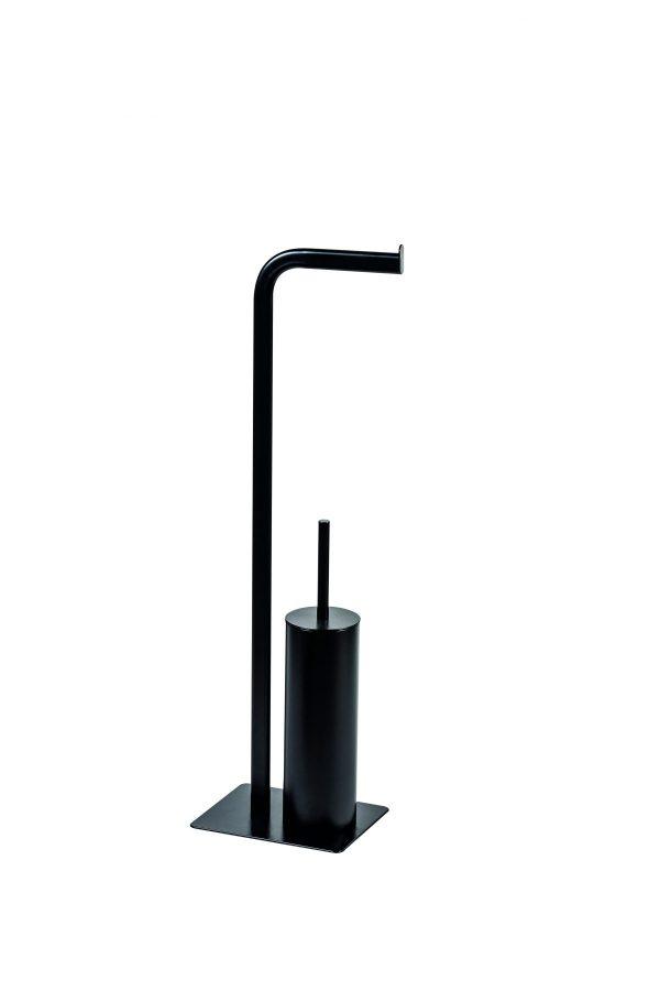 Panacea Toilet Roll Holder & Brush Combo