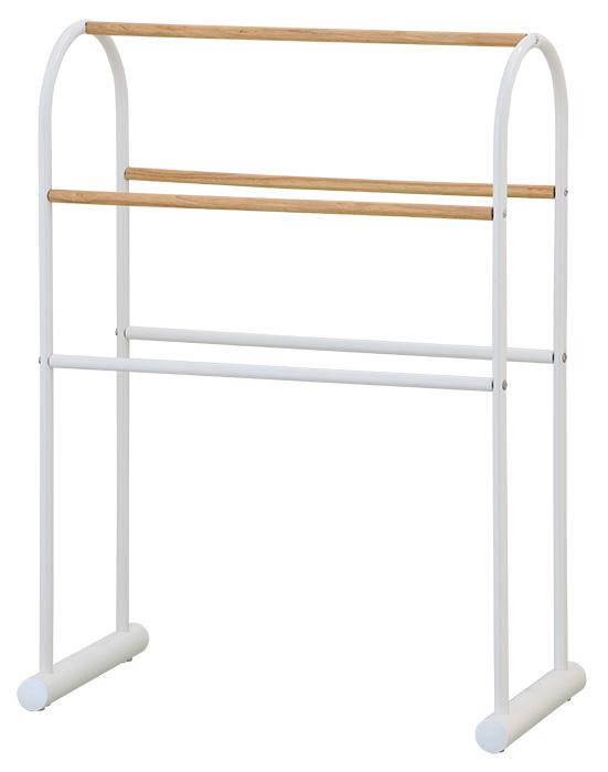 Nico Freestanding Curved Towel Rail