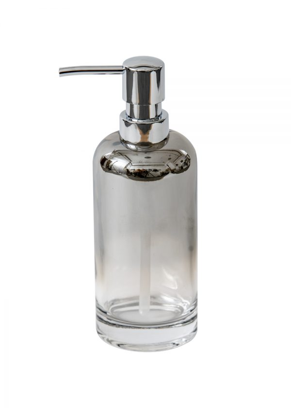 Ombre Glass Liquid Soap Dispenser