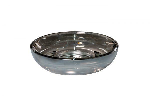 Ombre Glass Soap Dish