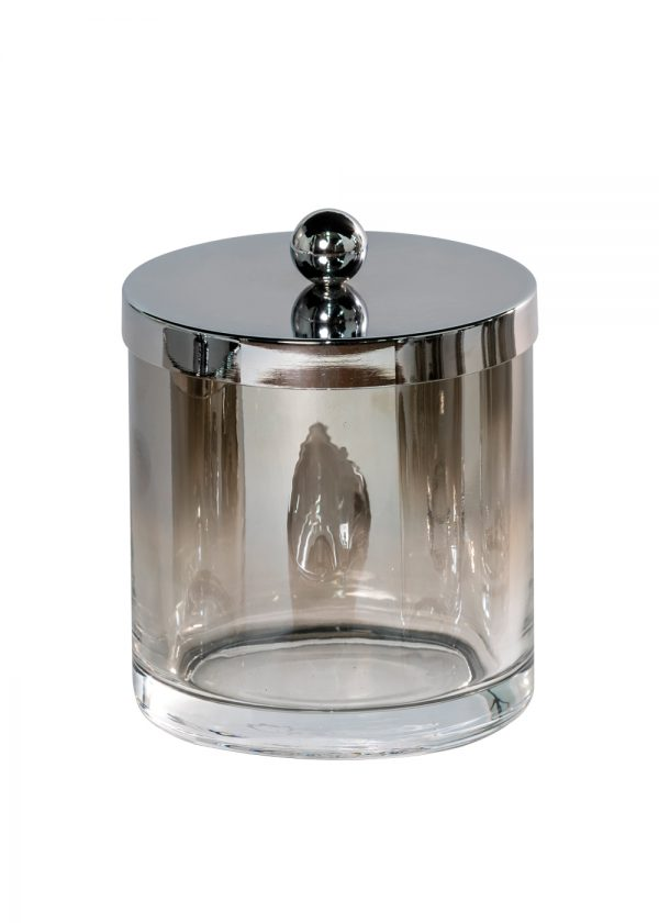 Ombre Large Storage Jar