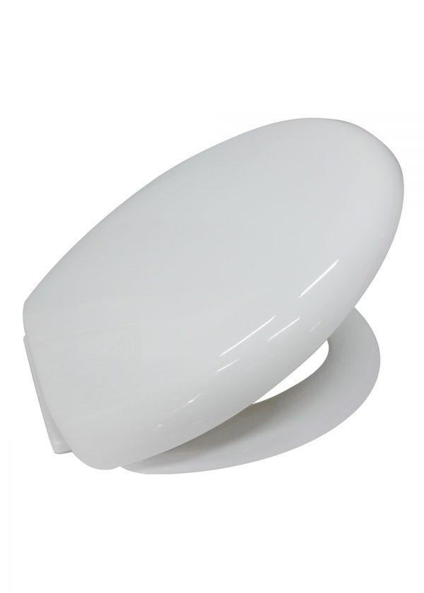 Prima White Soft Close Toilet Seat