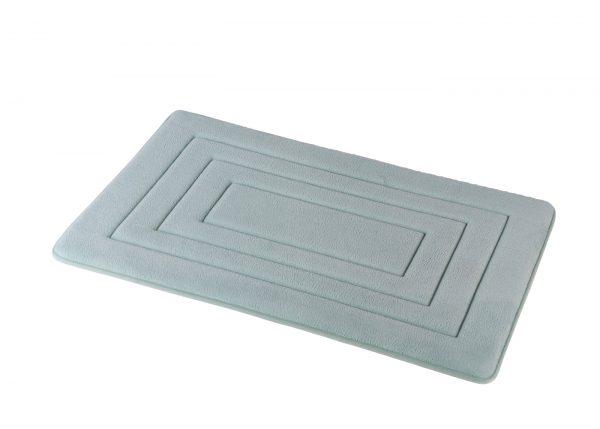 Academy Duck Egg Memory Foam Bath Mat…