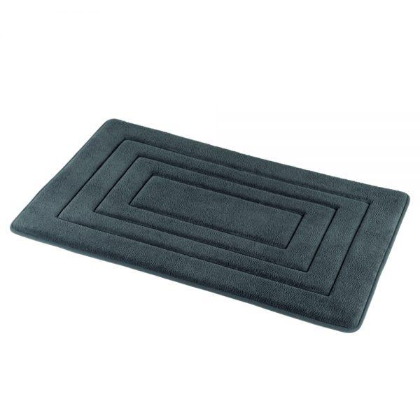 Academy Grey Memory Foam Bath Mat