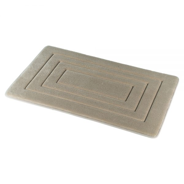 Academy Sand Memory Foam Bath Mat