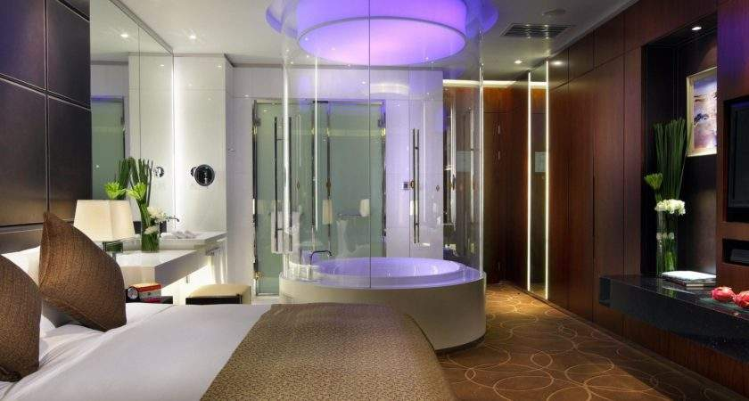 10 of the most beautiful hotel bathrooms in the world