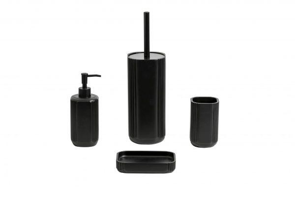 Imperial Black 4 Piece Accessory Set
