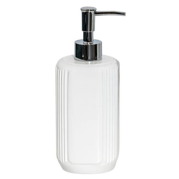 Imperial White Liquid Soap Dispenser