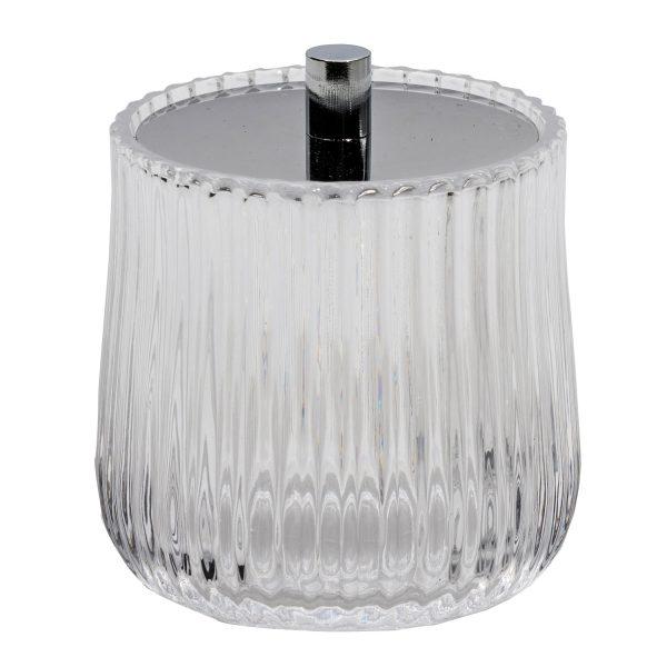 Regent Glass Storage Jar